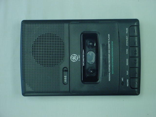 Cassette player / recorder