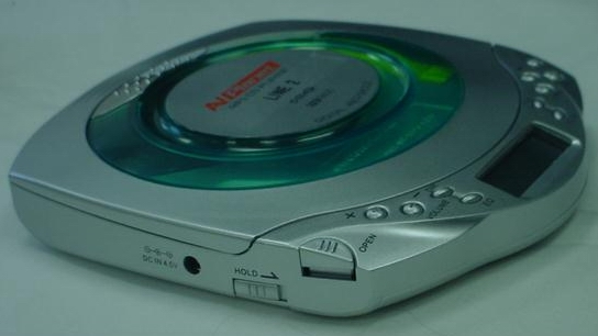 CD / MP3 player